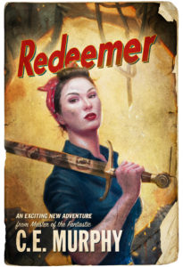 Redeemer by CE Murphy